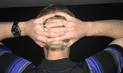 Upper cervical traction exercise - Part 1
