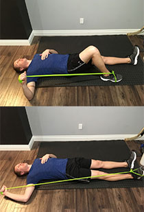 More rotator cuff strengthening